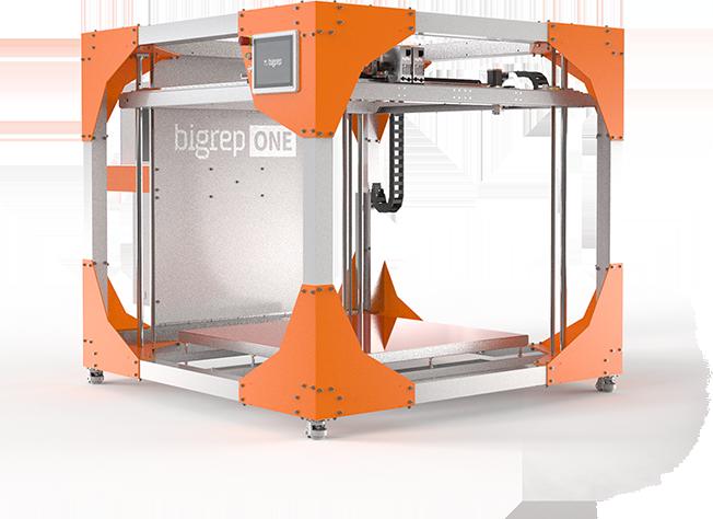 BigRep presenta le nuove stampanti 3D PRO ed EDGE con tecnologia MXT