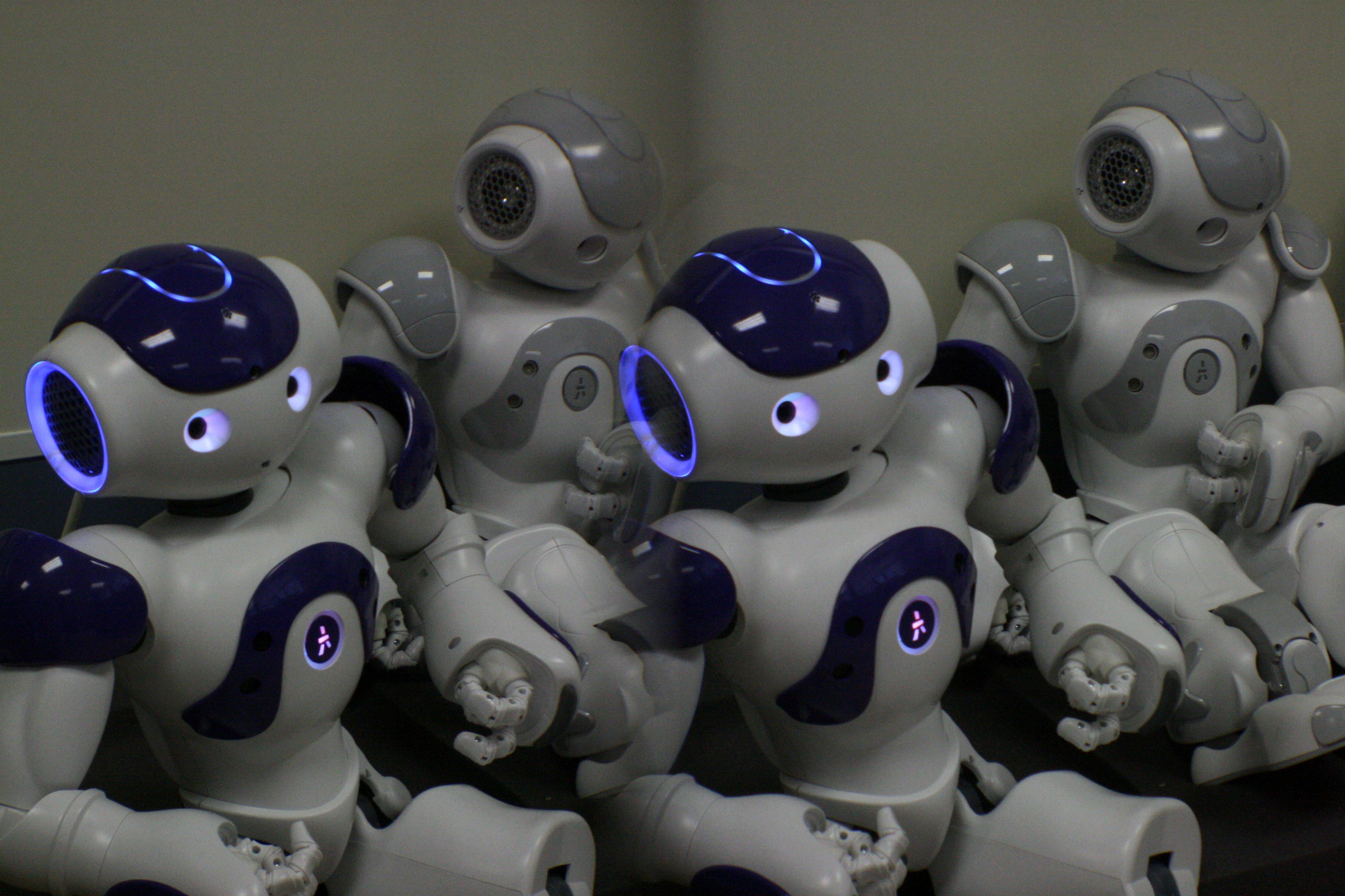 I robot potranno sostituire gli insegnanti in futuro?