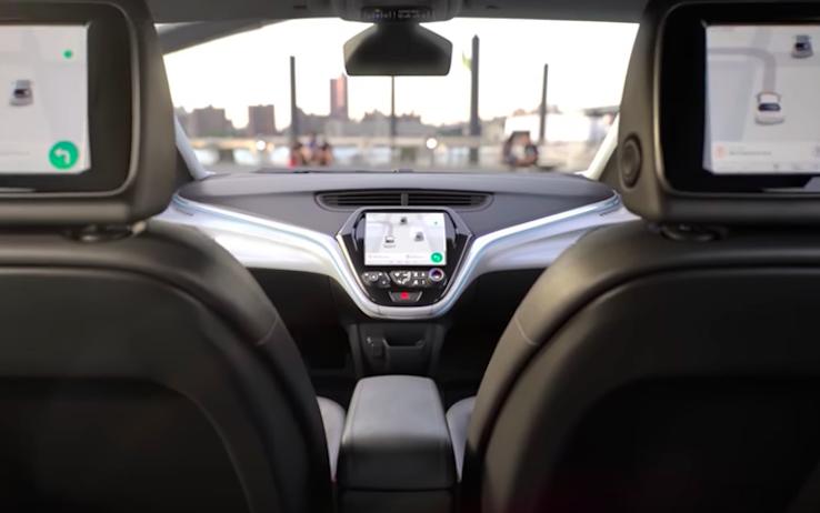 Auto autonoma sta imparando a gestire condizioni su strada estreme