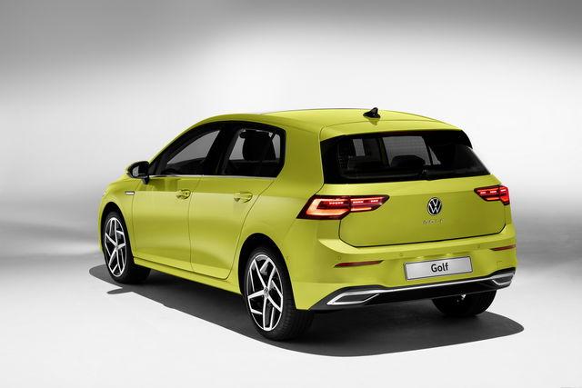 Volkswagen rilascia una nuova Golf tecnologicamente avanzata
